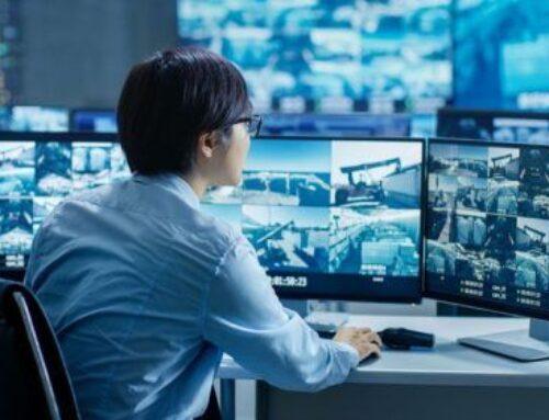 Videovigilancia ip en negocios