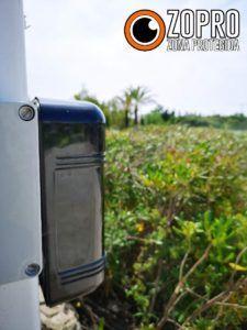 Detector perimetral | Zonaprotegida.es